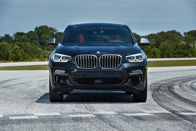 Danh gia BMW X4 2019 anh 7