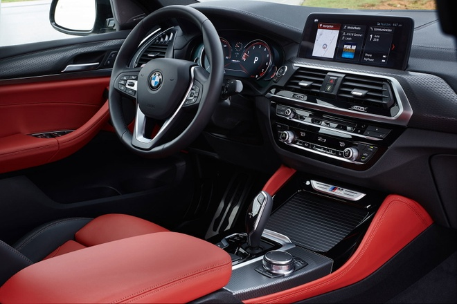 Danh gia BMW X4 2019 anh 2