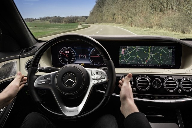 Nhung he lo moi nhat ve sieu pham Mercedes S-Class 2021 hinh anh 3