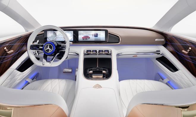 Nhung he lo moi nhat ve sieu pham Mercedes S-Class 2021 hinh anh 5