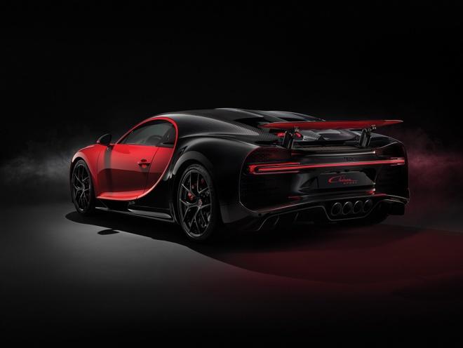Sieu Bugatti Chiron moi gia 6 trieu USD hinh anh 2