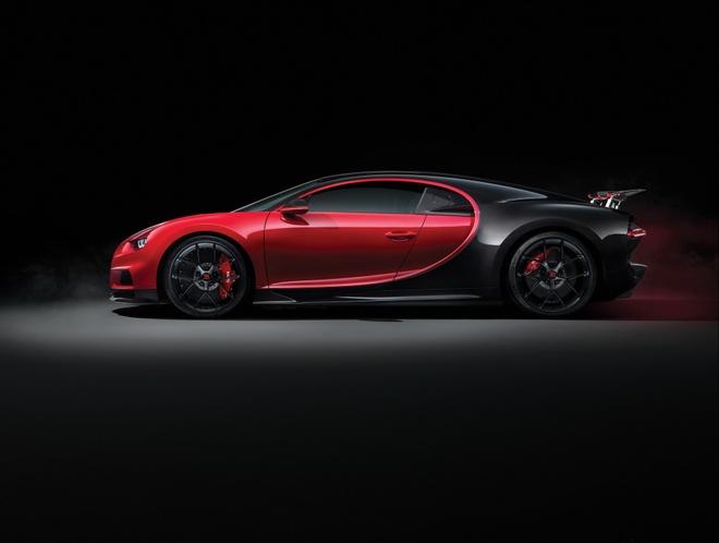 Sieu Bugatti Chiron moi gia 6 trieu USD hinh anh