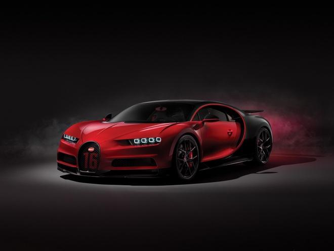 Sieu Bugatti Chiron moi gia 6 trieu USD hinh anh 7