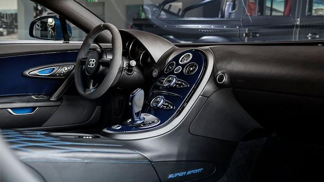 Sieu Bugatti Chiron moi gia 6 trieu USD hinh anh 6