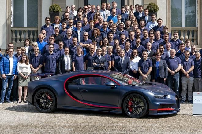 Sieu Bugatti Chiron moi gia 6 trieu USD hinh anh 5