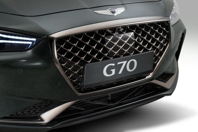 Genesis G70 2019 - sedan hang sang gia tu 32.000 cua Hyundai hinh anh 8