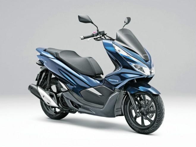 Honda sap ra mat PCX Hybrid tai Nhat, gia gan 4.000 USD hinh anh