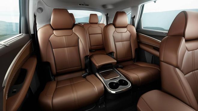 Acura MDX 2019 ra mat - noi that dep hon, co ban the thao hinh anh 3