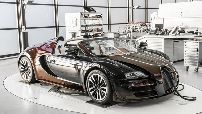Moi lan thay dau, Bugatti Veyron ngon het 21.000 USD hinh anh