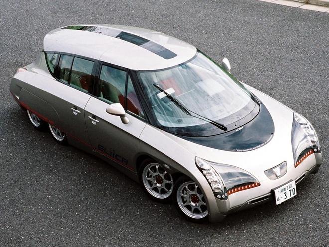10 concept xe Nhat ky quac nhat duoc hien thuc hoa hinh anh 1