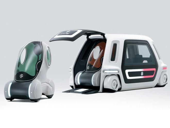 10 concept xe Nhat ky quac nhat duoc hien thuc hoa hinh anh 3