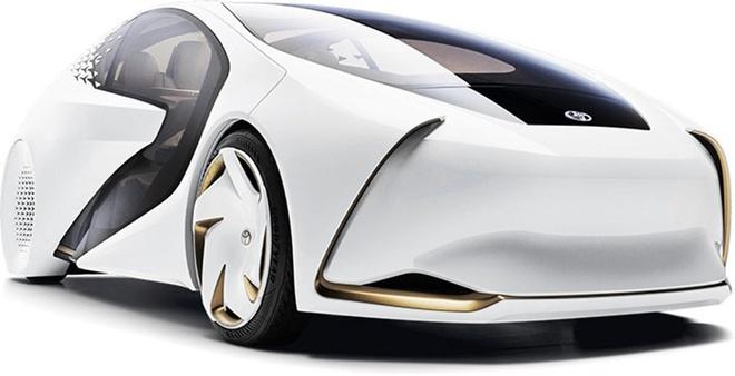 Olympics 2020 se su dung hai concept xe ky la cua Toyota hinh anh 1