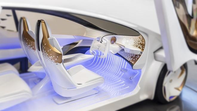 Olympics 2020 se su dung hai concept xe ky la cua Toyota hinh anh 3