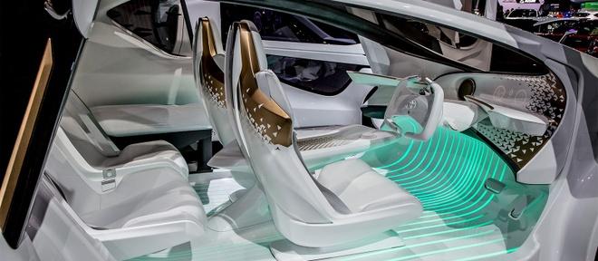 Olympics 2020 se su dung hai concept xe ky la cua Toyota hinh anh 6