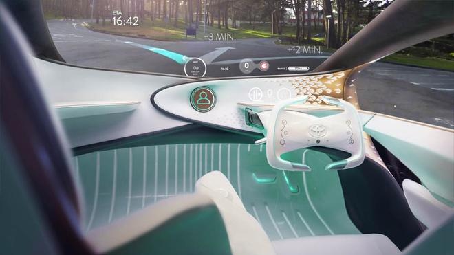 Olympics 2020 se su dung hai concept xe ky la cua Toyota hinh anh 4