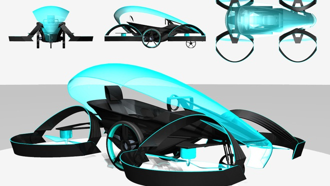 Olympics 2020 se su dung hai concept xe ky la cua Toyota hinh anh 7