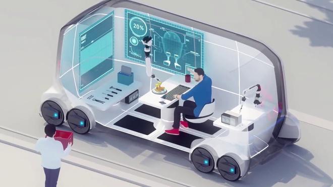 Olympics 2020 se su dung hai concept xe ky la cua Toyota hinh anh 2