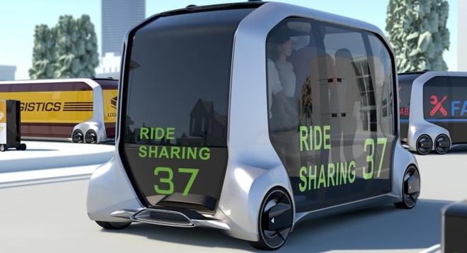 Olympics 2020 se su dung hai concept xe ky la cua Toyota hinh anh