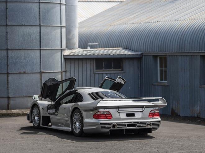 Xe Mercedes hiem gia 5 trieu USD anh 4
