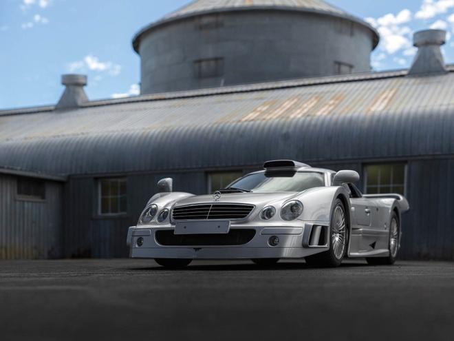Xe Mercedes hiem gia 5 trieu USD anh 1