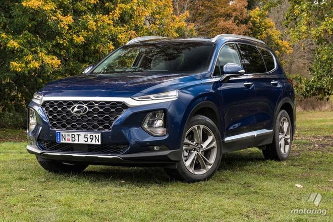 Hyundai Santa Fe danh bai Mazda CX-9? hinh anh 8