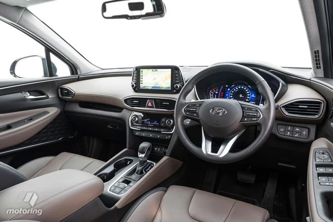 Hyundai Santa Fe danh bai Mazda CX-9? hinh anh 5