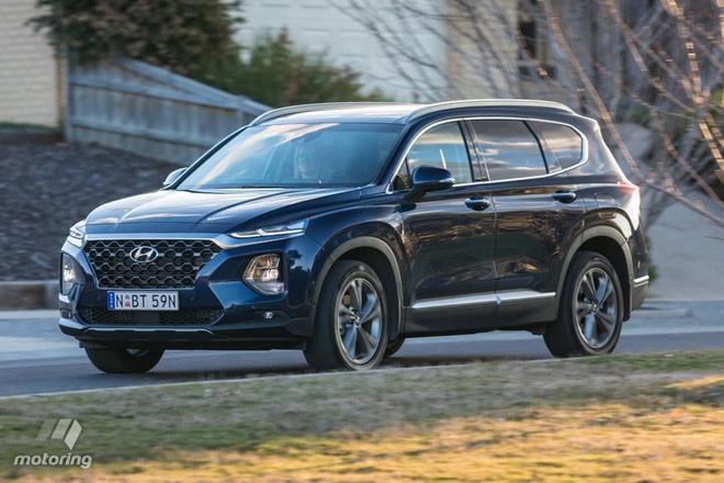 Hyundai Santa Fe danh bai Mazda CX-9? hinh anh 2