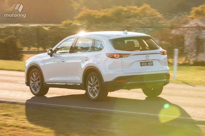 Hyundai Santa Fe danh bai Mazda CX-9? hinh anh 4