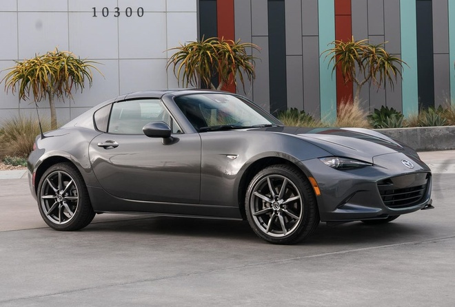 Mazda MX-5 2019 gia khoi diem 24.914 USD hinh anh
