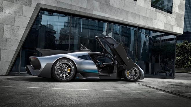 Mercedes cam ban sang tay sieu xe 2, 7 trieu USD anh 3