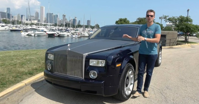 Mua Rolls-Royce Phantom cu gia re giat minh hinh anh 2