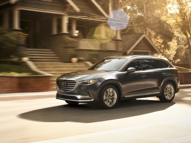 Mazda CX-9 2019 sap len ke, gia tu 32.280 USD hinh anh