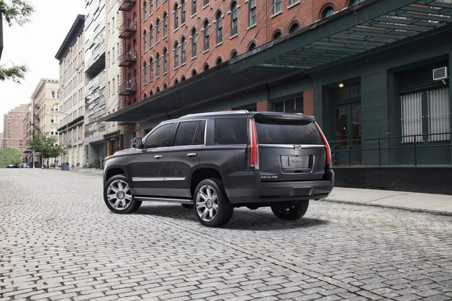 SUV co bap Cadillac Escalade 2020 se co ba phien ban dong co hinh anh 3