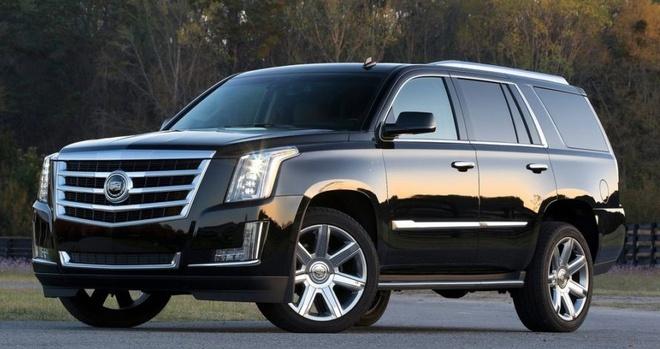 SUV co bap Cadillac Escalade 2020 se co ba phien ban dong co hinh anh 7