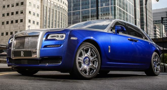 Lai xe cau tha, tai xe Rolls-Royce lien tiep gay tai nan hinh anh 2