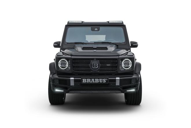 Mercedes G500 ban do Brabus anh 4