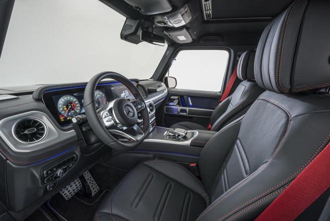 Mercedes G500 ban do Brabus anh 8