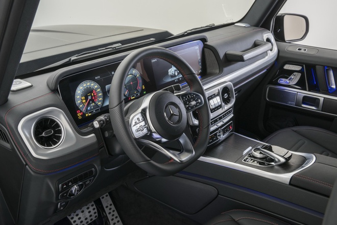 Mercedes G500 ban do Brabus anh 7