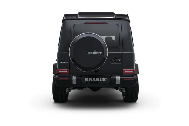 Mercedes G500 ban do Brabus anh 6
