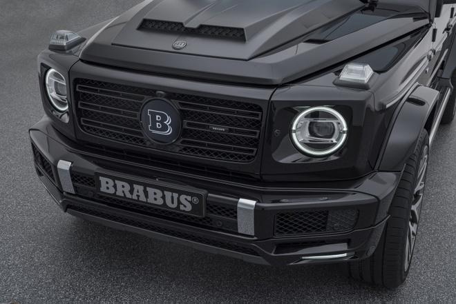 Mercedes G500 ban do Brabus anh 1
