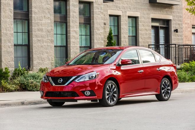 Nissan Sentra 2019 them tinh nang, gia tu 17.790 USD hinh anh 1
