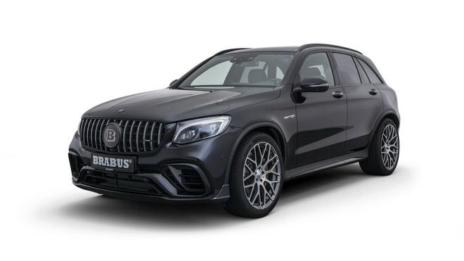 Ban do Mercedes-AMG GLC 63 manh gan 600 ma luc anh 1