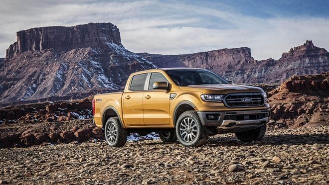 Ford bat dau ban Ranger 2019, gia khoi diem hon 25.000 USD hinh anh 1