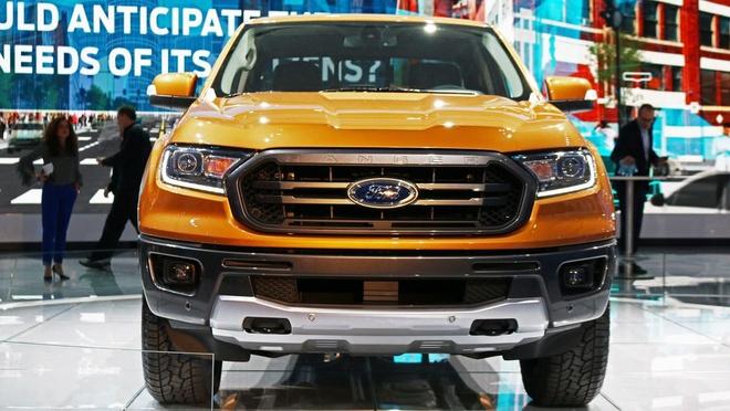 Ford bat dau ban Ranger 2019, gia khoi diem hon 25.000 USD hinh anh 9