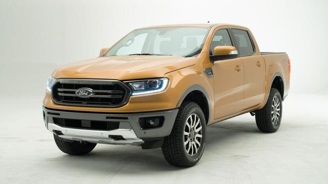 Ford bat dau ban Ranger 2019, gia khoi diem hon 25.000 USD hinh anh