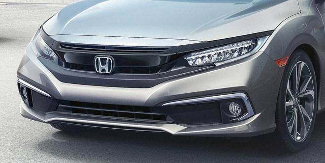 Honda lam moi Civic 2019, them ban the thao hinh anh 2