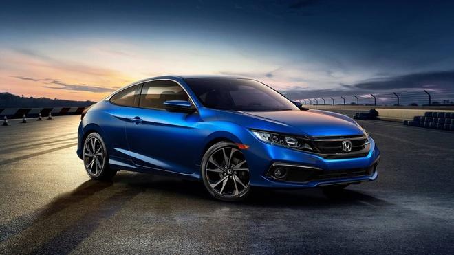 Honda lam moi Civic 2019, them ban the thao hinh anh 1