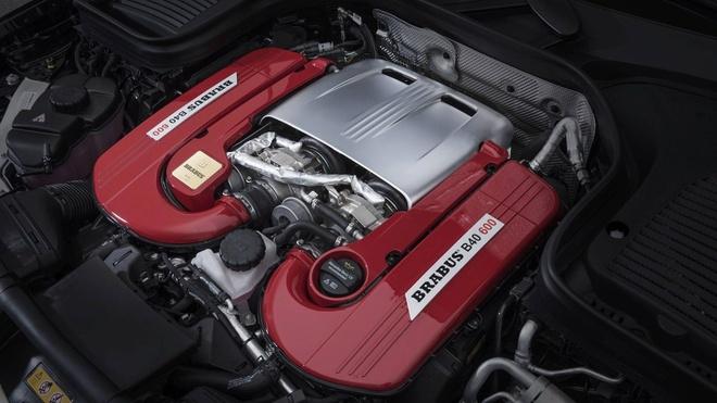 Ban do Mercedes-AMG GLC 63 manh gan 600 ma luc anh 2