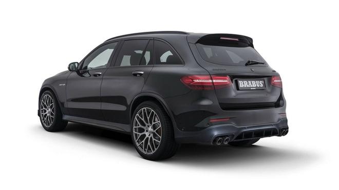Ban do Mercedes-AMG GLC 63 manh gan 600 ma luc anh 3