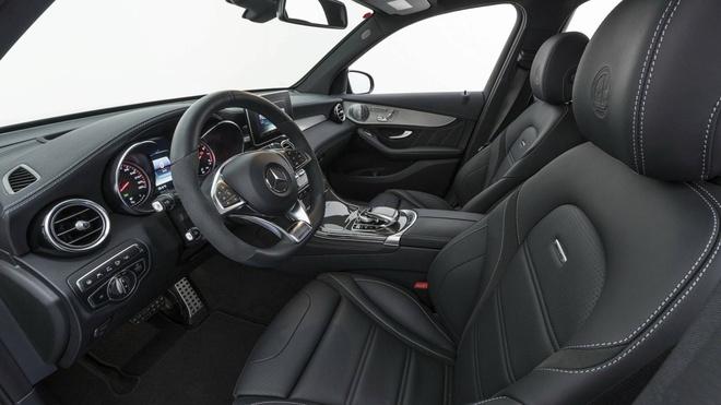 Ban do Mercedes-AMG GLC 63 manh gan 600 ma luc anh 6